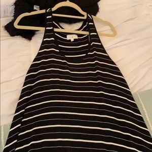 Striped Lou and Grey Dress
